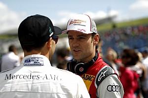 DTM Crónica de Carrera Jamie Green descalificado de la carrera del sábado del DTM