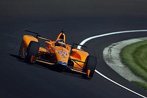 IndyCar Son dakika Alonso: Kendimi rahat hissetmiyorum