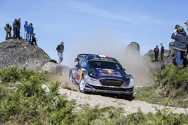 WRC Leg report Portugal WRC: Ogier beats Neuville for second win of 2017