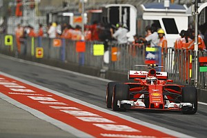 F1 Noticias de última hora Raikkonen cree que Ferrari debió pararle antes