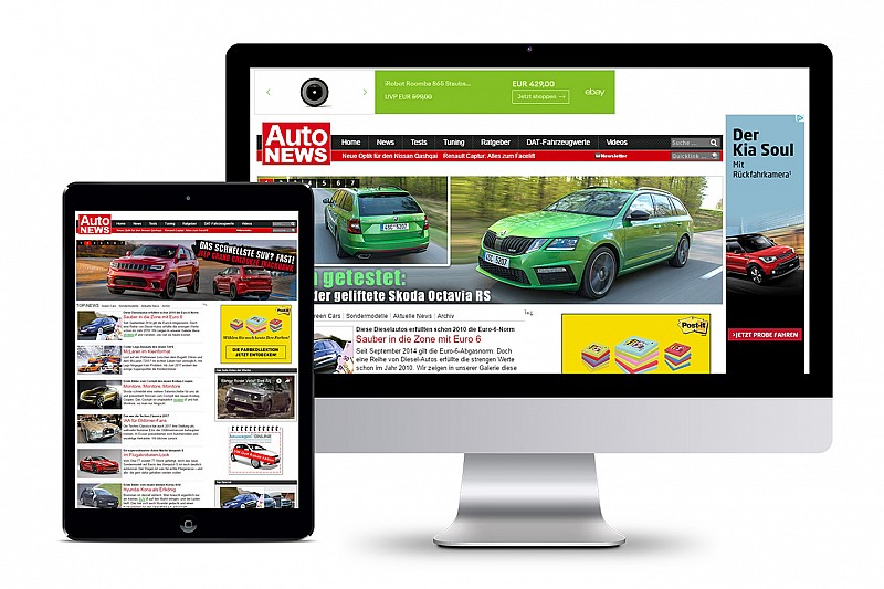 Motor1.com accelerates its European strategy with the acquisition of Auto-News.de