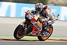 MotoGP Pedrosa haalt uit naar Rossi's verdedigingstactieken