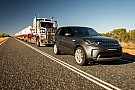 Automotive Un Land Rover Discovery arrastra un convoy de 110 toneladas