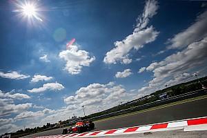 F1 Reporte de calificación Ricciardo confirma en Hungría las buenas sensaciones de la mañana