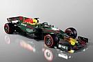 Vidéo 3D : La livrée Aston Martin Red Bull Racing imaginée