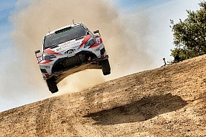 WRC Preview Toyota Gazoo Racing accelerates onto super-fast Polish stages