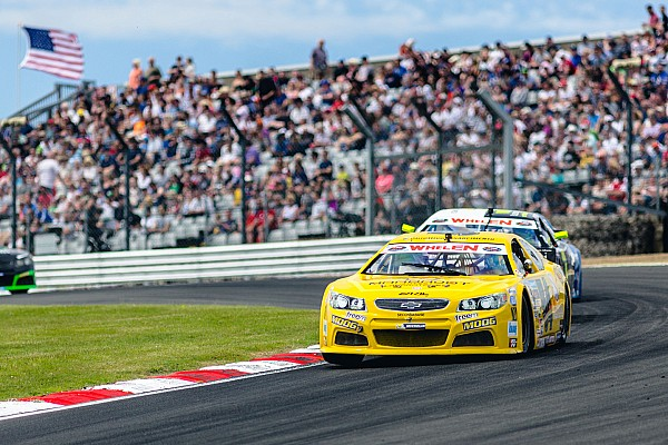 NASCAR Euro Alon Day completes weekend sweep in Whelen Euro Series playoffs