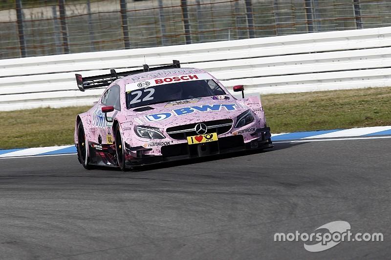 DTM у Хоккенхайм: трансляція першої гонки сезону 2017