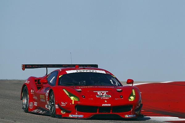 IMSA Breaking news Risi Ferrari returns to IMSA after hiatus