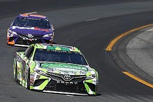 NASCAR Cup Reporte de la carrera Kyle Busch domina la etapa 1 de la Brickyard 400