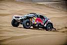 Rally Raid Peugeot Sport al via del Rally del Marocco con Loeb e Sainz