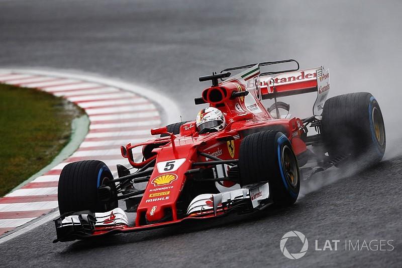 Pirelli espère une dérogation pour son nouveau pneu pluie