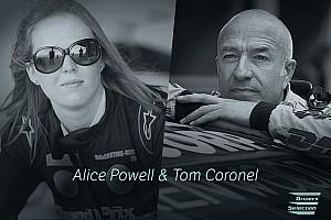 EGT Ultime notizie Il GT elettrico arruola anche Tom Coronel e Alice Powell!