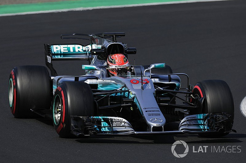 Russell, Mercedes ve Force India ile F1 testi yapacak