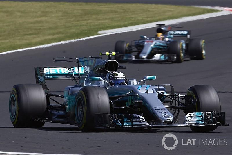 Боттас рассказал, что его ожидания от перехода в Mercedes не оправдались