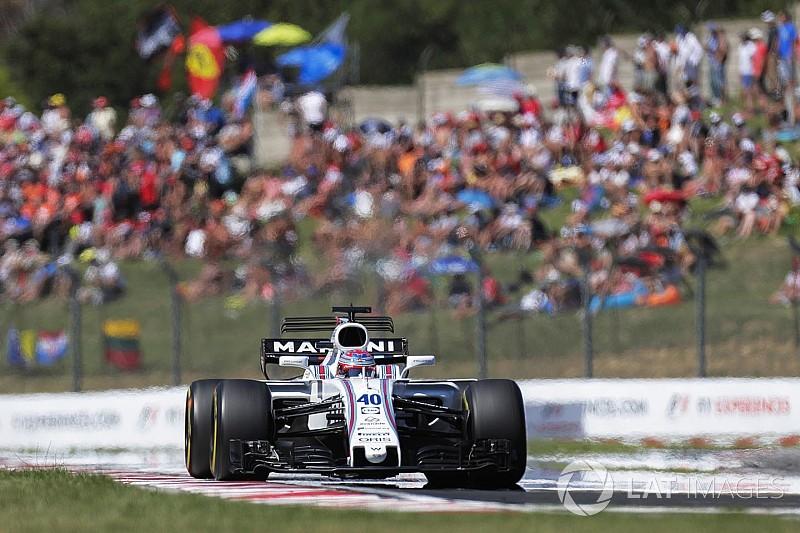 迪雷斯塔希望匈牙利站表现能够帮助自己重返F1