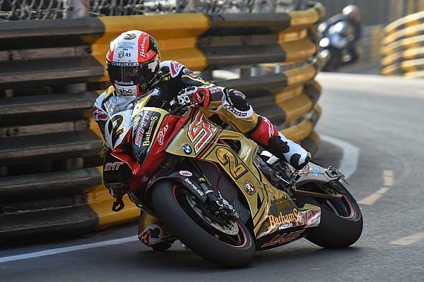 Other bike Macau GP: Rutter takes last-gasp provisional pole