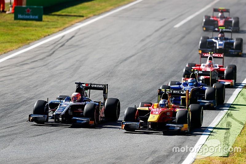Officiel - Seulement dix équipes en F2 pour 2018