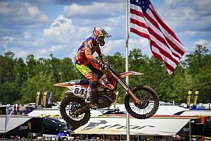 MXGP Reporte de la carrera Los títulos de MXGP y MX2 quedan en el aire tras el GP de EE UU