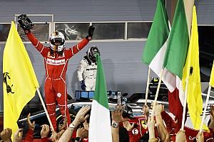 Формула 1 Отчет о гонке Феттель выиграл второй Гран При в сезоне