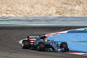 F1 Noticias de última hora Hamilton considera los test de Bahrein claves para la lucha por el título