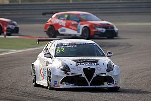 TCR Отчет о гонке Боркович одержал первую в карьере победу в TCR