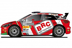 Rally Ultime notizie Basso e BRC assieme per dare l'assalto al Tour European Rally 2017