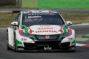 WTCC Practice report Monza WTCC: Monteiro tops first practice despite puncture