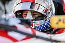 Barber IndyCar: Marco Andretti tops damp warm-up