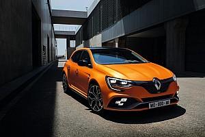 Auto Actualités Renault Sport présente la Mégane 4 R.S.