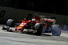 Vettel merasa beruntung setelah membentur dinding di Q3