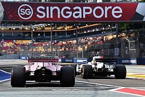 Formel 1 2017 in Singapur: Startaufstellung
