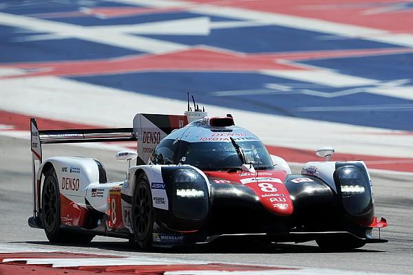 Toyota recupera el ritmo en los libres 3 de Austin