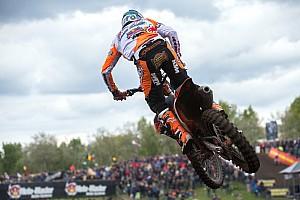MXGP Nieuws MXGP Frankrijk: Nagl wint eerste race, Herlings vijfde