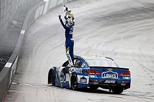 NASCAR Cup Отчет о гонке Джонсон выиграл вторую гонку NASCAR подряд
