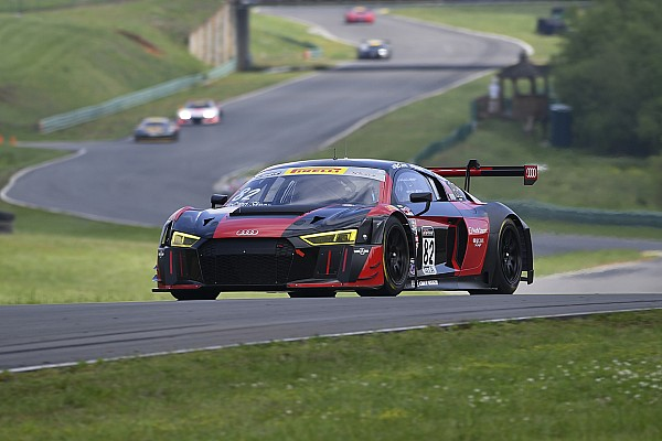 PWC PWC Virginia: Skeen takes hard-fought SprintX pole