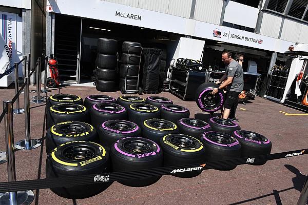 F1 Pirelli revela las gomas para Malasia pero aún no las de Spa y Monza