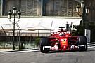 Vettel scherpt baanrecord aan in tweede training Monaco, crash voor Stroll