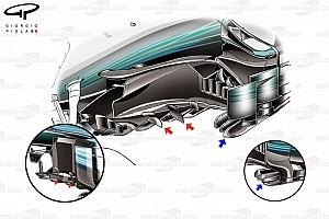 Formel 1 Analyse F1-Technik: Wie Mercedes die