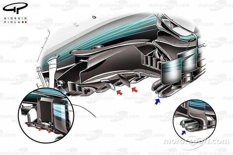 F1-Technik: Wie Mercedes die
