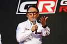 WRC 【WRC】トヨタ豊田社長、2戦目の勝利に「私の想像を超えていた」