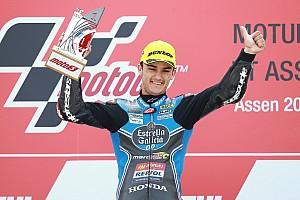 Moto3 Résumé de course Une deuxième victoire sur le fil pour Canet cette saison!