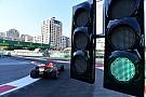 Галерея: спекотний радіообмін Гран Прі Азербайджану