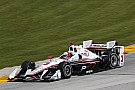 Road America IndyCar: Castroneves grabs 50th career pole