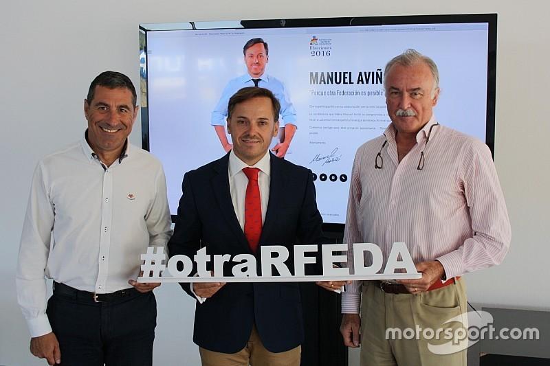 """Aviñó, nuevo presidente de la RFEdA: """"El karting tiene que llegar a más bolsillos"""""""