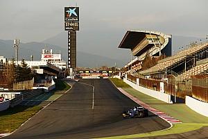 Формула 1 Прев'ю Графік роботи гонщиків Ф1 на тестах у Барселоні