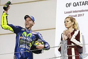 """MotoGP Noticias Rossi: """"Este podio se lo dedico a los que dicen que soy muy viejo"""""""