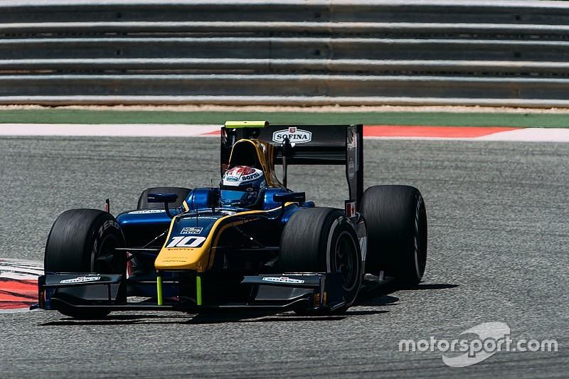 Bahreïn, J2 - Latifi devance le duo Russian Time
