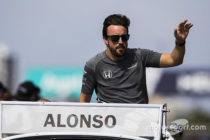 ويبر: ألونسو قد لا يُكمل موسم 2017 مع مكلارين