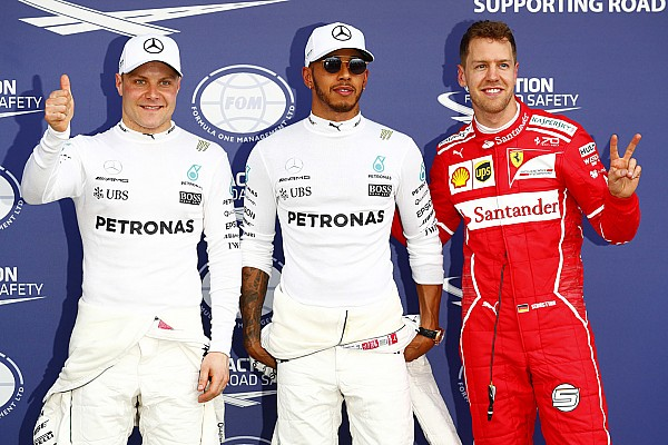 Formula 1 Sıralama turları raporu 2017 Avustralya GP: Pole pozisyonu Hamilton'ın, Vettel 2.!